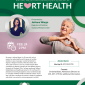 Join Us For A Virtual Presentation And Q & A Session On Heart Health: 2/24